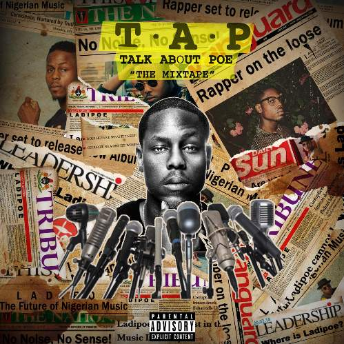 LadiPoe - Failing ft Tems