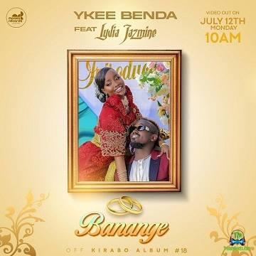Lydia Jazmine - Banange ft YKee Benda