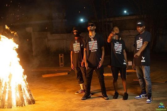Lyrical Joe - The Barcode III ft eNZYM, Akwa P, Maa Pee