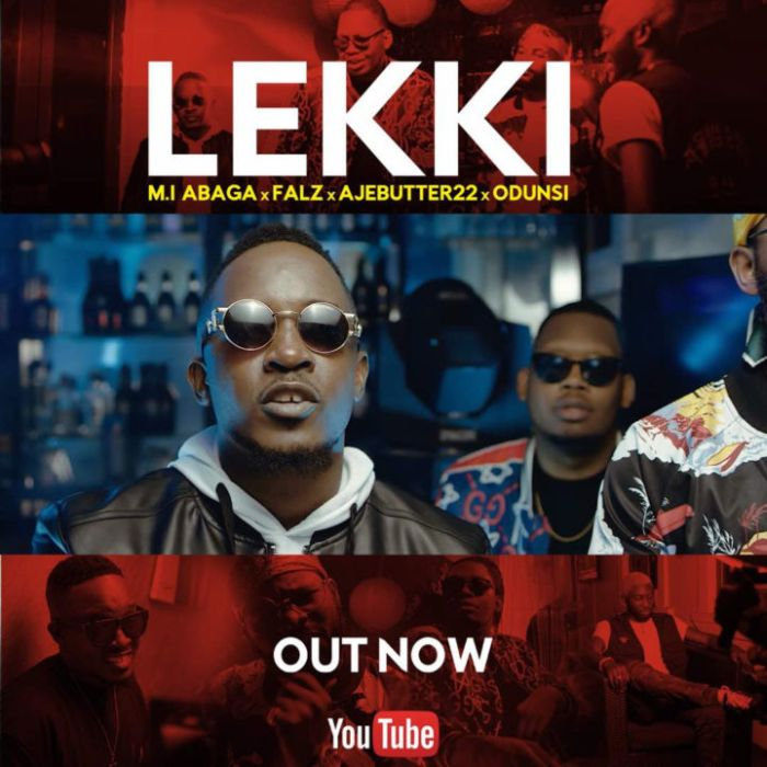 MI Abaga - Lekki Official Video ft Falz , Odunsi , Ajebutter22