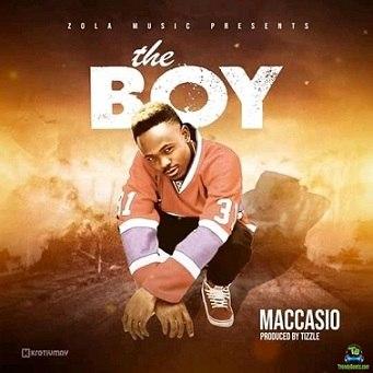 Maccasio - The Boy
