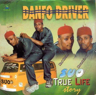 Mad Melon & Mountain Black (Danfo Driver)