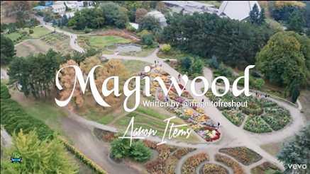 Magnito - Magiwood ft Bovi