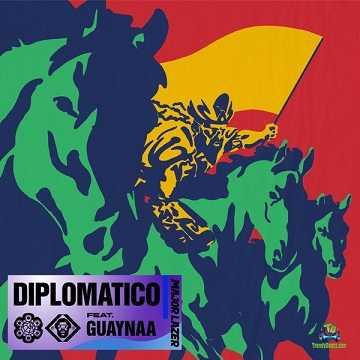 Major Lazer - Diplomatico ft Guaynaa