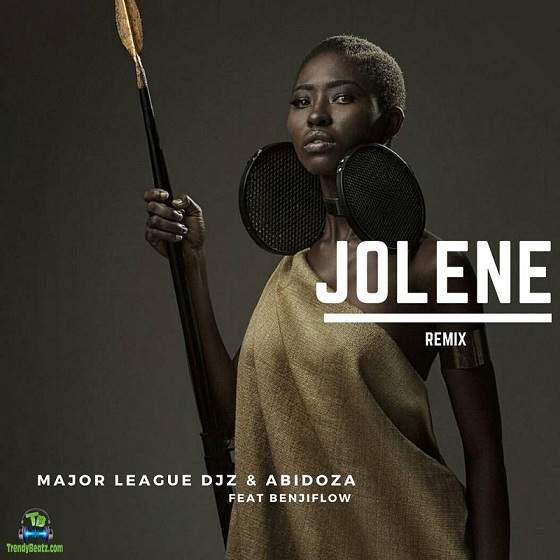 Major League DJz - Jolene Amapiano (Remix) ft Benjiflow