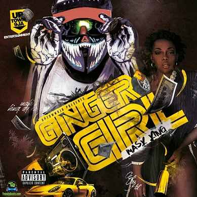 MaskKing - Ginger Girl