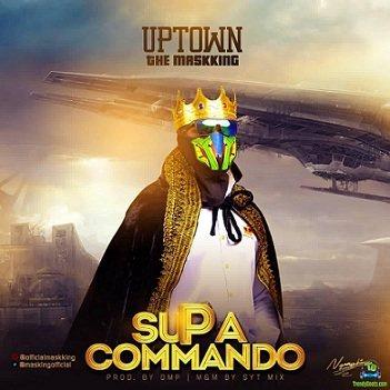 MaskKing - Supa Commando