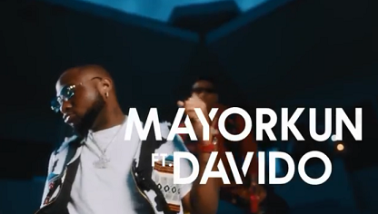 Mayorkun - Betty Butter (Official Video) ft Davido