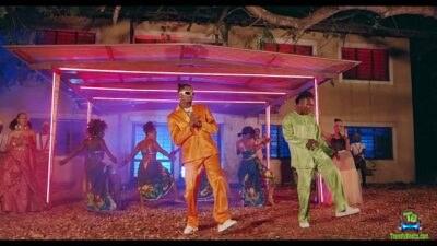 Mbosso - Baikoko (Video) ft Diamond Platnumz