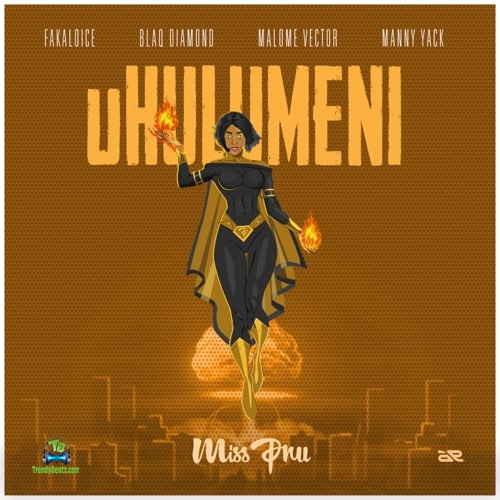 Miss Pru Dj - Uhulumeni ft Fakaloice, Blaq Diamond, Malome Vector & Manny Yack