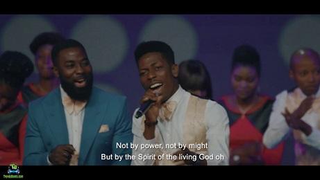 Moses Bliss - Bigger Everyday (Video) ft Festizie, Membrane, Uwa, Chris Heaven, Temple