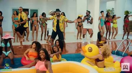 Mr P - Just Like That (Video) ft Mohombi