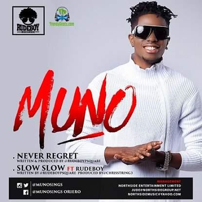 Muno - Never Regret