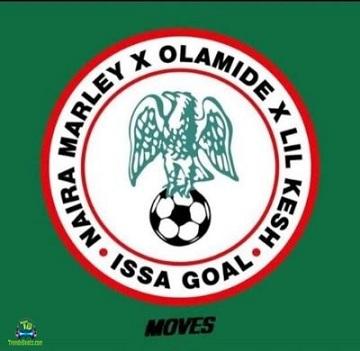 Naira Marley - Issa Goal ft Olamide, Lil Kesh
