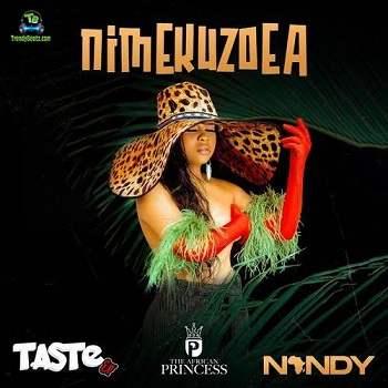 Nandy - Nimekuzoea