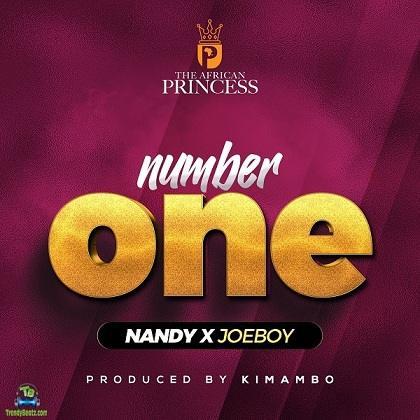 Nandy - Number One ft Joeboy