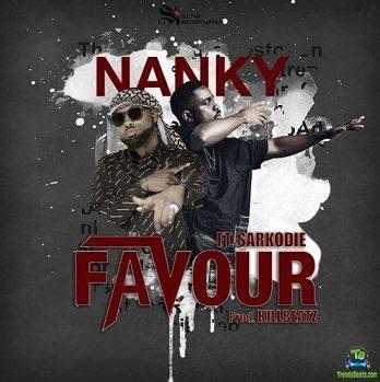 Nanky - Favour ft Sarkodie
