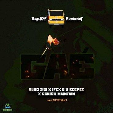 Nuno Zigi - Gae ft Beepee, Senior Maintain, Ifex G