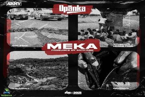 Opanka - Meka