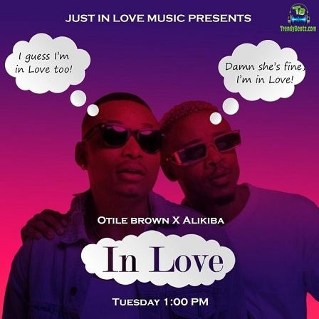 Otile Brown - In Love ft Alikiba