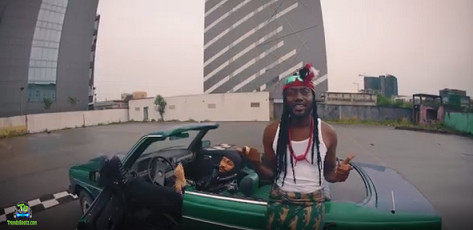Pappy Kojo - Green Means Go (Video) ft Phyno, RJZ