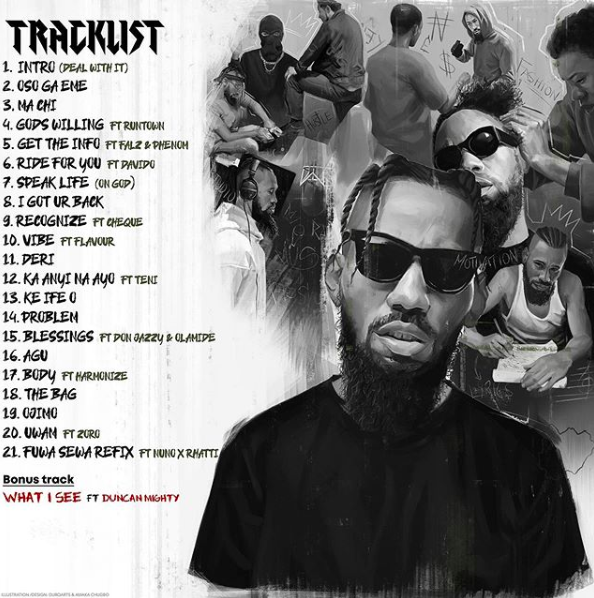 Phyno - All I See ft Duncan Mighty