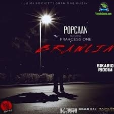 Popcaan - Brawlin ft Frahcess One