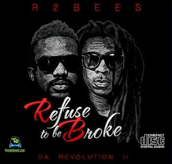 R2Bees - Slow Down ft Wizkid