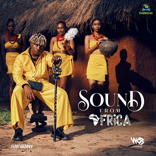Download Rayvanny Sound From Africa Album mp3