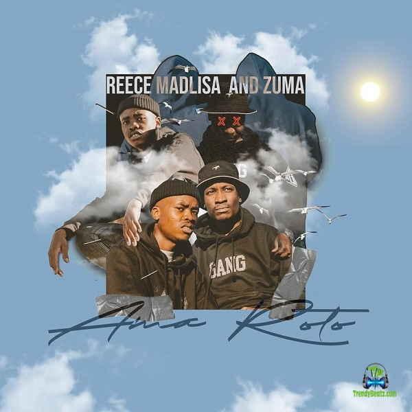 Reece Madlisa & Zuma