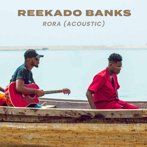 Reekado Banks - Rora (Acoustic-Version)
