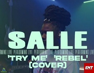 Salle - Try Me Rebel (Cover) ft Tems