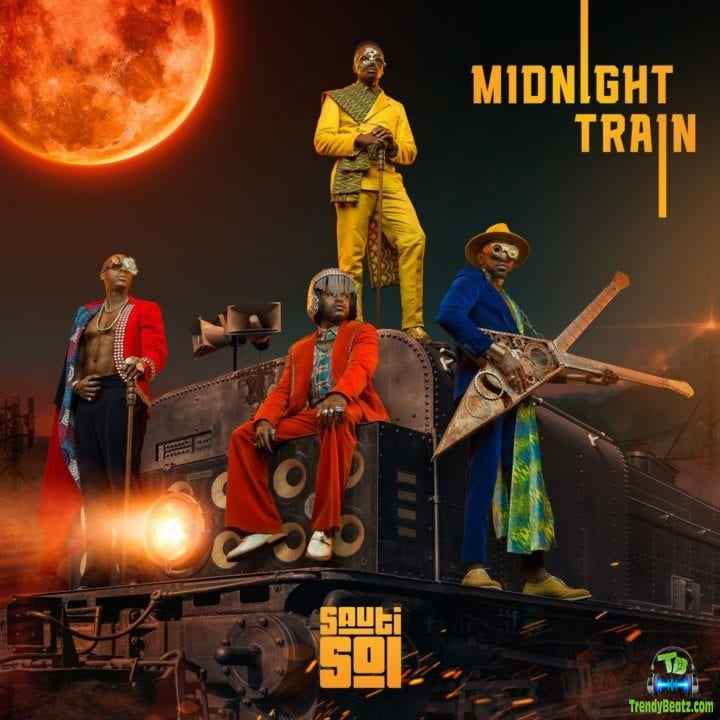 Sauti Sol - Midnight Train