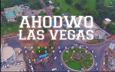 Shatta Wale - Ahodwo Las Vegas (Video) ft Amerado, Kweku Flick, Ypee , Kofi Jamar, King Paluta, Phrimpong, Phaize