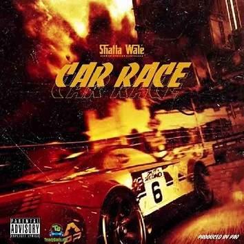 Shatta Wale - Car Race