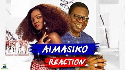 Simi - Aimasiko (Remix) ft Ebenezer Obey