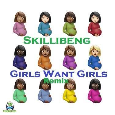 Skillibeng - Girls Want Girls (Remix)