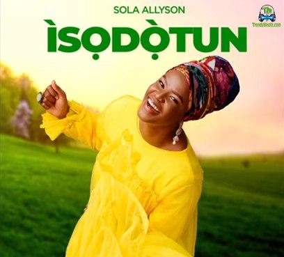 Shola Allyson - Imole (Version B)