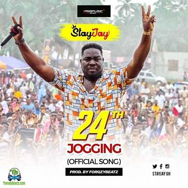 Stay Jay - 24 Jogging