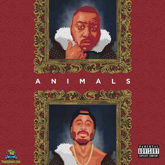 Stogie T - Animals ft Benny The Butcher