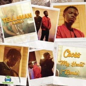 "Tellaman - Cross My Heart ""Remix"" ft Alpha P"