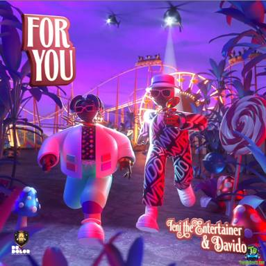 Teni - For You ft Davido