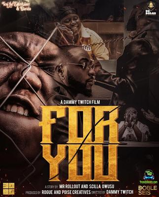 Teni - For You (Video) ft Davido