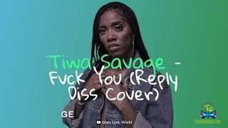 Tiwa Savage - Fvck You (Reply Diss Cover)