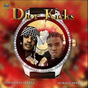 Tommy Lee Sparta - Dior Kicks ft Skirdle Sparta