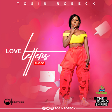 Download Tosin Robeck Love Letters EP mp3