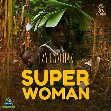Tzy Panchak - Super Woman