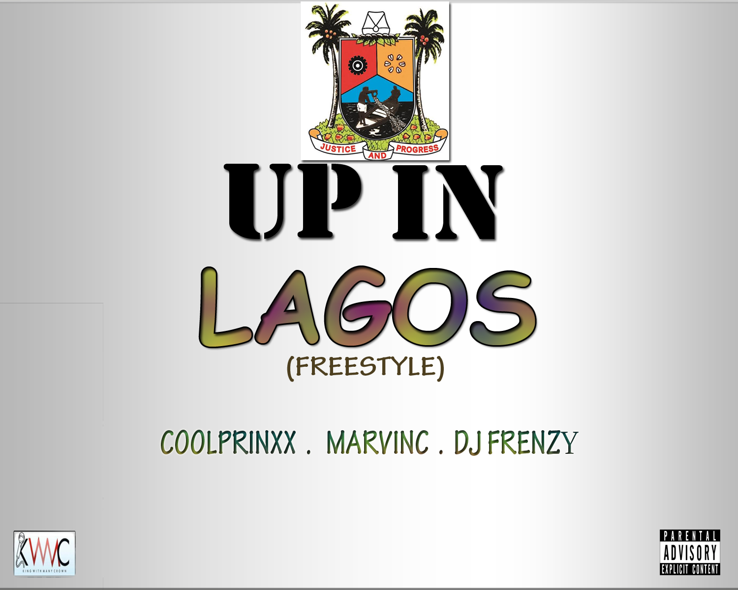 Coolprinxx - Up In Lagos ft Dj frenzy & Marvinc