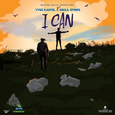 Vybz Kartel - I Can ft Sikka Rymes