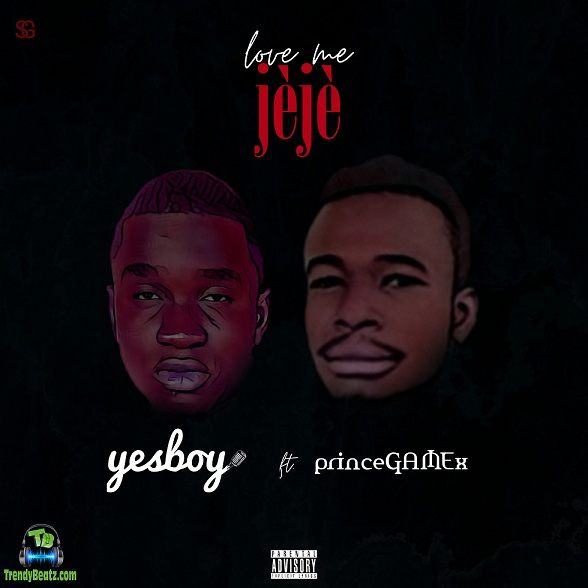 Yes_Boy - Jeje ft Prince Gamex